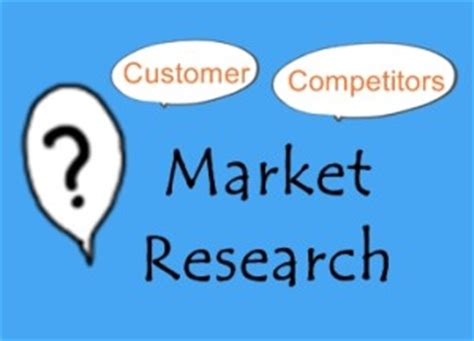 Market research proposal for new business